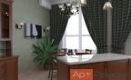 Дизайн-проект 3-комнатной квартиры м. Авиамоторная