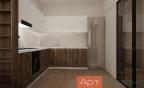 Дизайн-проект двухкомнатной квартиры м. Достоевская
