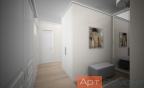 Дизайн-проект трёхкомнатной квартиры г. Голицыно
