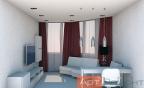 Дизайн-проект трёхкомнатной квартиры м. Саларьево