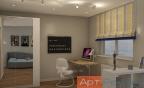 Дизайн двухкомнатной (хрущевки) квартиры (детская2)