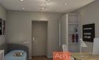 Дизайн двухкомнатной (хрущевки) квартиры (детская3)