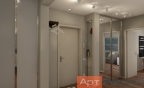 Дизайн двухкомнатной (хрущевки) квартиры (коридор)