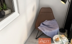 Дизайн двухкомнатной квартиры с детской