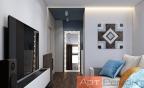 Дизайн двухкомнатной квартиры с перепланировкой4