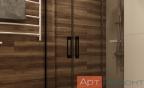 Дизайн двухкомнатной квартиры с перепланировкой9