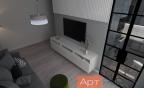 Дизайн двухкомнатной квартиры в панельном доме