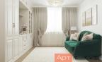 Дизайн однокомнатной квартиры 37 м2