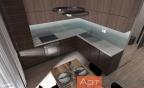 Дизайн однокомнатной квартиры 45 м2