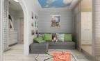 Дизайн проект квартиры Синявинская ул