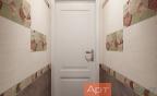 Дизайн проект квартиры м. Академическая