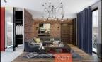 Дизайн проект квартиры м. Бауманская