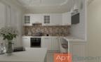 Дизайн проект однокомнатной квартиры г. Однинцово
