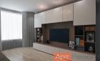 Дизайн трехкомнатной квартиры 70 м2