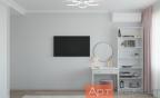 Дизайн трехкомнатной квартиры в панельном доме