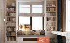 Классический дизайн трехкомнатной квартиры