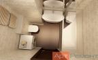 Ремонт ванной комнаты м.Юго-Западная