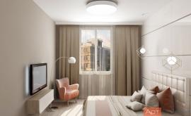 Дизайн-проект 3-комнатной квартиры м. Молодежная