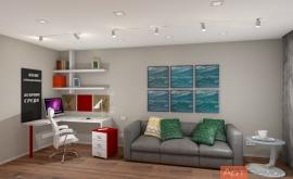 Дизайн двухкомнатной (хрущевки) квартиры