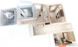 Дизайн проект квартиры ЖК Правый берег (Химки)