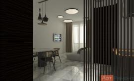 Дизайн трехкомнатной квартиры с перепланировкой