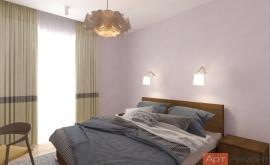 Дизайн трехкомнатной квартиры в стиле минимализм