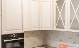 Ремонт 4-комнатной квартиры по дизайн-проекту м. Ленинский проспект