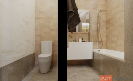 Ремонт ванной комнаты м. Волоколамская