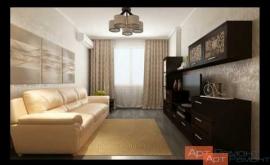 Embedded thumbnail for Видеоотчет ремонта однокомнатной квартиры по дизайн проекту