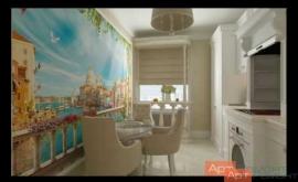 Embedded thumbnail for Ремонт двухкомнатной квартиры по дизайн проекту м.Медведково