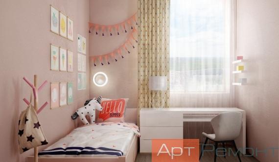 Дизайн детской проект 13