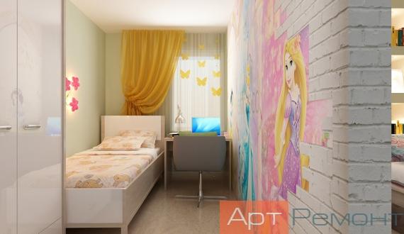 Дизайн детской проект 3