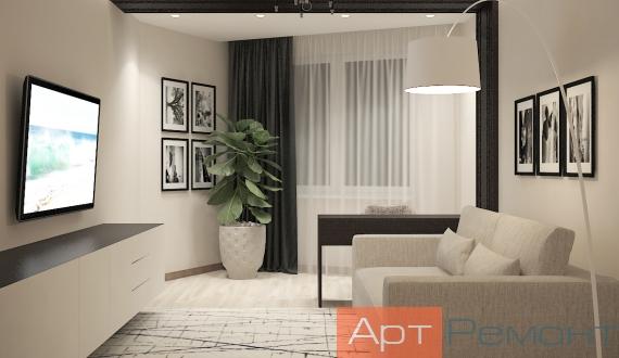 Дизайн гостиной 2019 фото