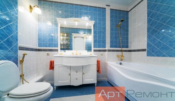 Дизайнерский ремонт однокомнатной квартиры фото 16