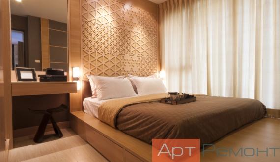 Дизайнерский ремонт однокомнатной квартиры фото 17