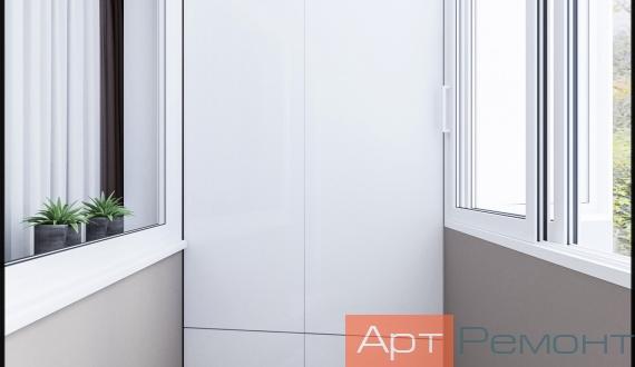 Фото дизайна балкона 8