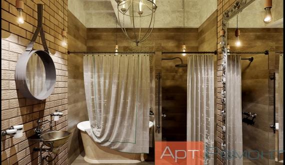 Фото дизайна ванны 8