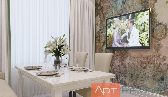 Проектирование комнаты для гостей