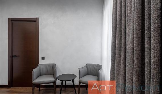 Ремонт двухкомнатной квартиры под ключ 2