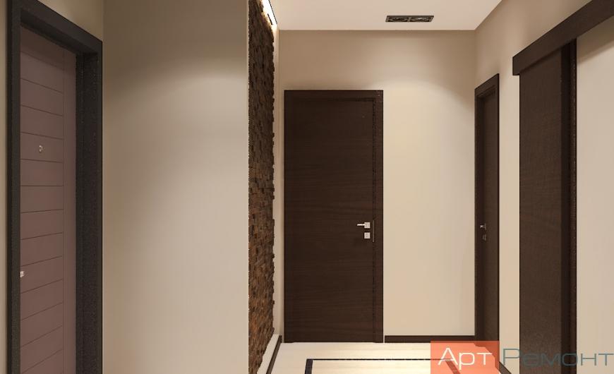 Дизайн-проект однокомнатной квартиры г.Одинцово