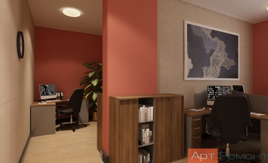 Дизайн-проект офисов