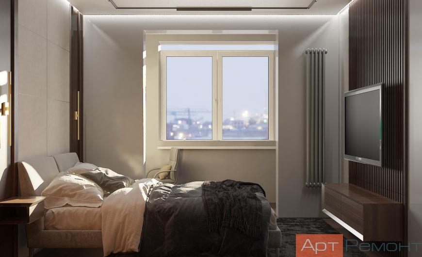 Дизайн однокомнатной квартиры 30 м2