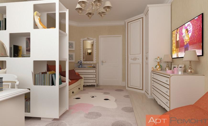Дизайн проект квартиры м.Медведково
