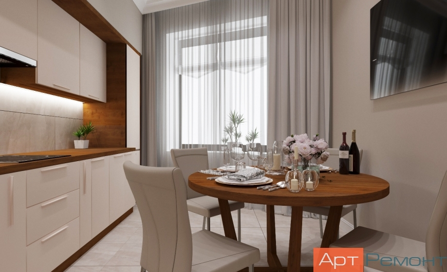 Интерьер трехкомнатной квартиры: с чего начать и как реализовать.