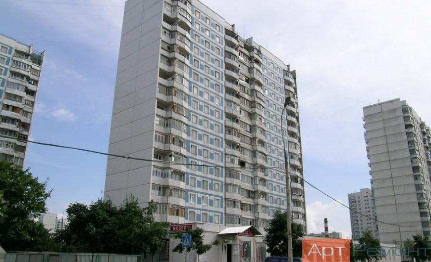 Ремонт квартиры в Брежневке