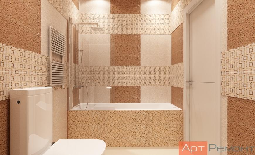 Ремонт ванной комнаты Ново-Молоково