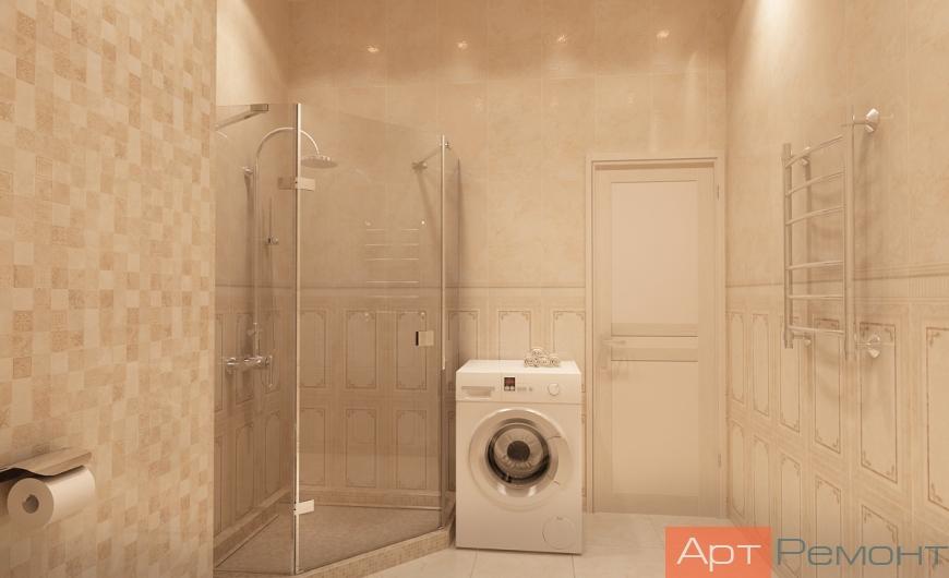 Ремонт ванной комнаты Заречье