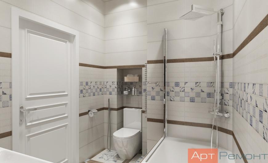 Ремонт ванной комнаты м.Чертаново