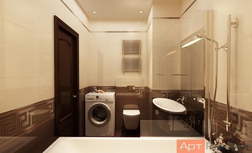Ремонт ванной комнаты м.Проспект Вернадского