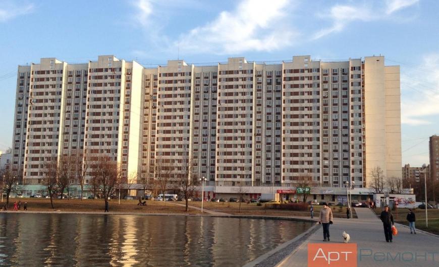 Варианты перепланировки 3-комнатной квартиры в панельном доме серии П-44